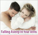 Falling Asleep In Your Arms