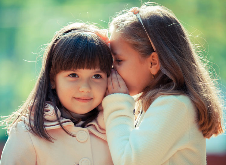 A friend listens, and she hears every single word, even those not spoken.