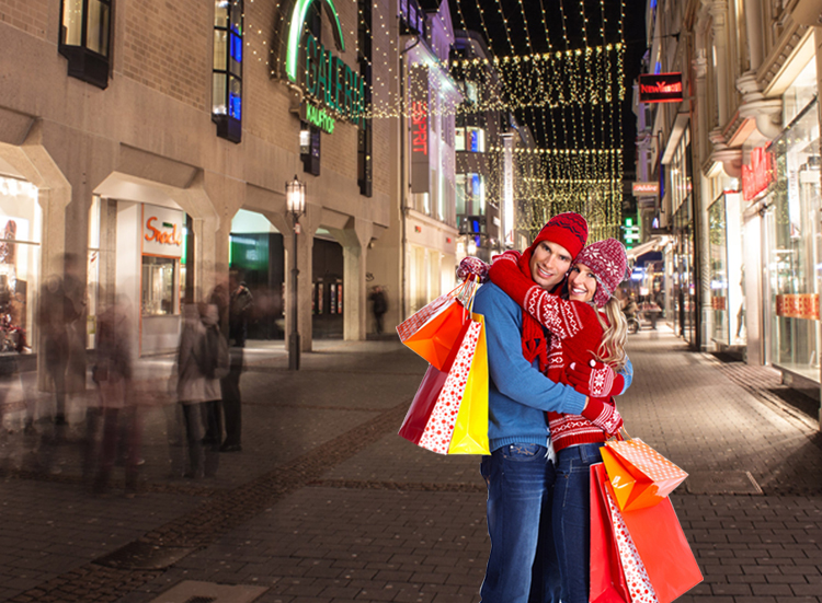 Winter shopping is worth a mention , it adds so much warmth to our relation.