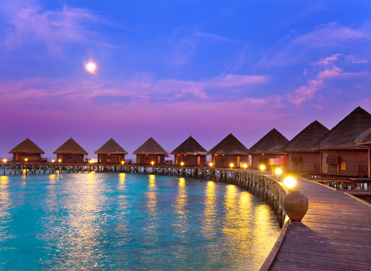 Maldives...Experience a slice of paradise!