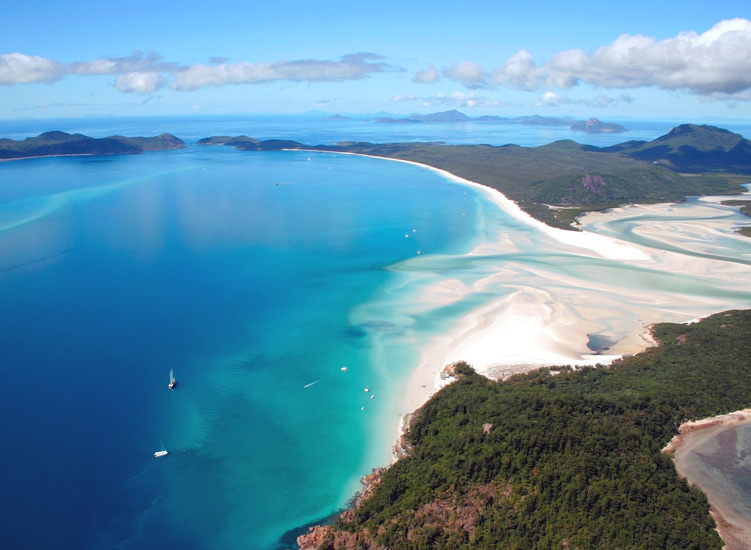 Hayman Island...Get enchanted by The Great Barrier Reef!