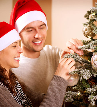 Romantic ways to celebrate Christmas