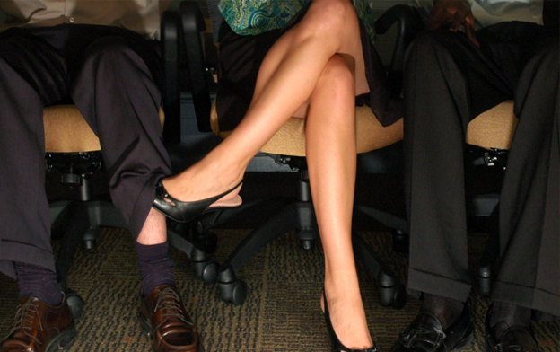 10 Ways to Resist Having an Office Affair