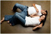 Is living together before marriage a good idea?
