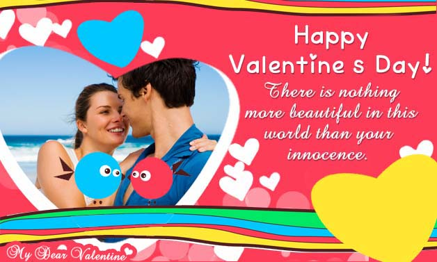 There is Nothing More - Cute Valentine Cards
