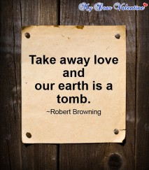 Funny love quotes - Take away love