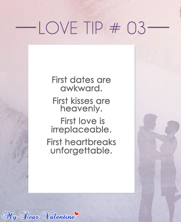 Love hurts quotes - Love Tip 03
