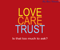 Love hurts quotes - Love care trust. Is That
