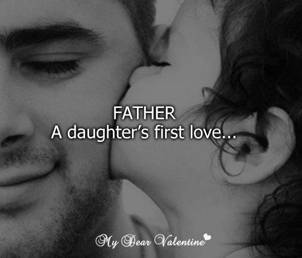pics photos love quotes father daughters first