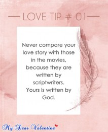 Love quotes - Love Tip 01