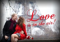 Sweet love quotes - Love is in the air
