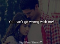 Sweet love quotes - You can't go wrong