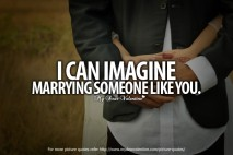 Adorable Quotes - I can imagine