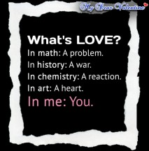 crush quotes - What's love ?