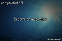 inspirational quotes - On my wishlist 9