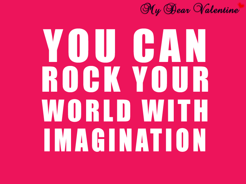 You can rock your world