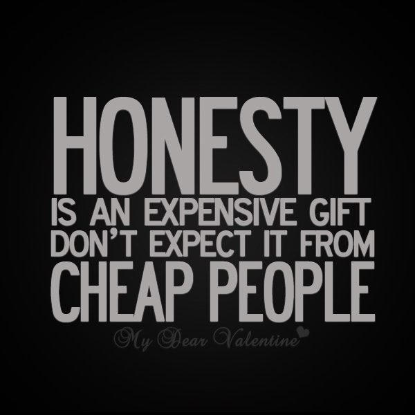 60 Best Collection Of Honesty Quotes Inspiration Quotes About Honesty