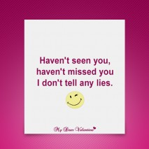 missing you quotes - Haven't seen you
