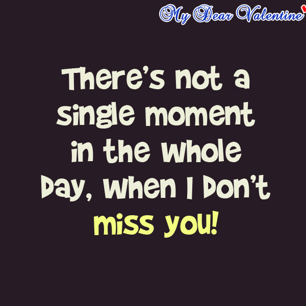 miss you quotes for her quotesgram