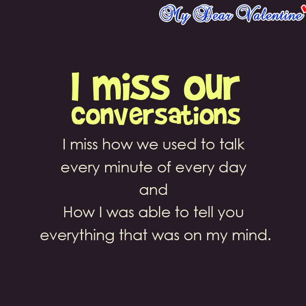 I Am Missing My Friends 35 Heart Warming I Mis...