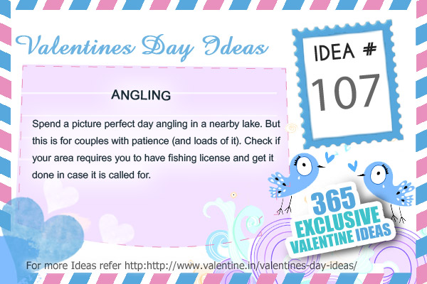 Valentine Ideas Series 107