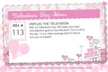 Valentine Ideas Series 113