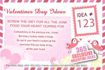 Valentine Ideas Series 123