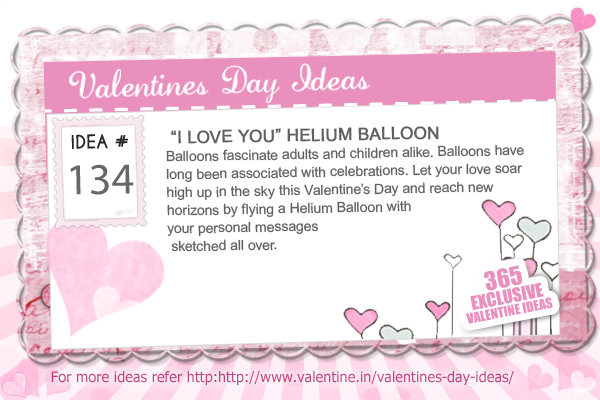 Valentine Ideas Series 134