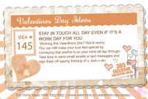 Valentine Ideas Series 145