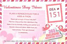 Valentine Ideas Series 151