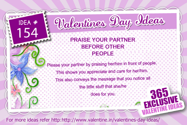 Valentine Ideas Series 154