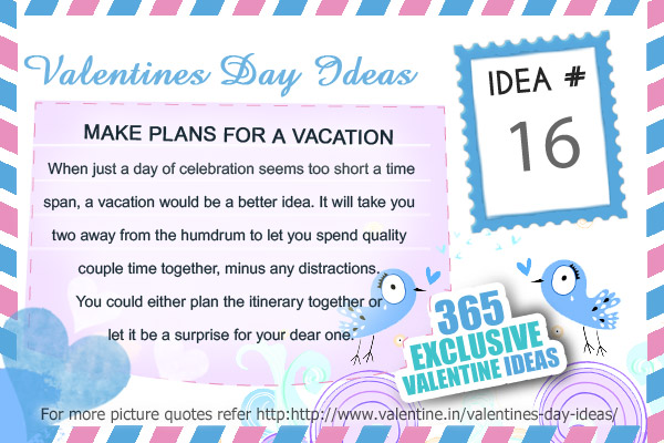 Valentine Ideas Series 16