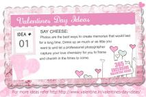 Valentine Ideas Series 1