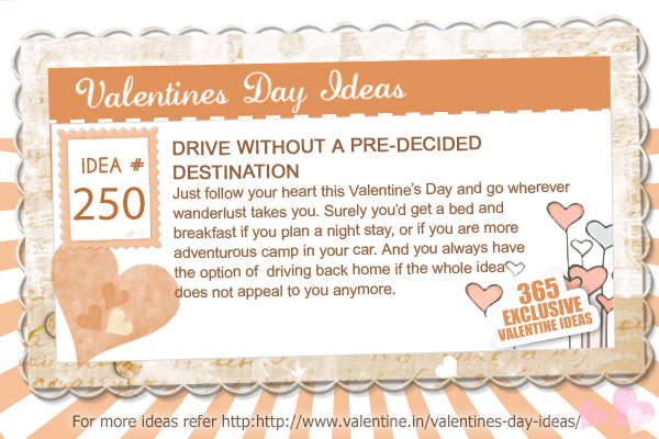 Valentine Ideas Series 250