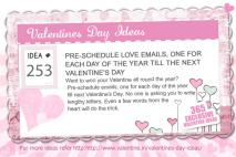Valentine Ideas Series 253