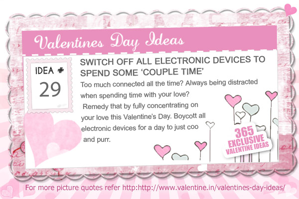 Valentine Ideas Series 29