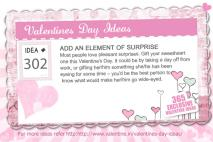 Valentine Ideas Series 302