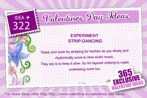 Valentine Ideas Series 322