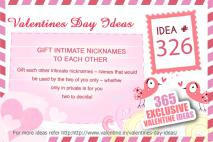 Valentine Ideas Series 326