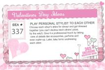 Valentine Ideas Series 337