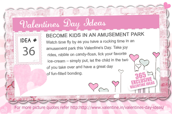 Valentine Ideas Series 36