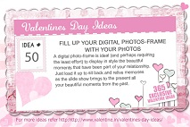 Valentine Ideas Series 50