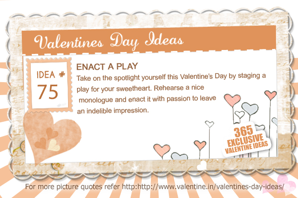 Valentine Ideas Series 75
