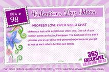 Valentine Ideas Series 98
