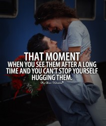 Beautiful Love Quotes - That moment when you see them