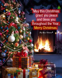 Christmas Picture Quotes & Wishes - May This Christmas