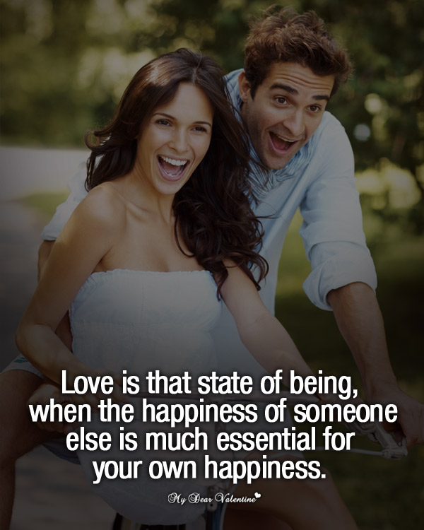 Cute Love Picture Quotes - Love is that