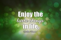 Inspirational picture quotes - Enjoy life