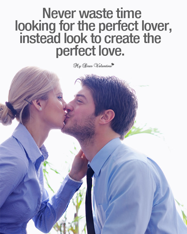 Funny Love Picture Quotes - Never waste time