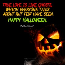 Funny Love Picture Quotes - True love is like ghosts